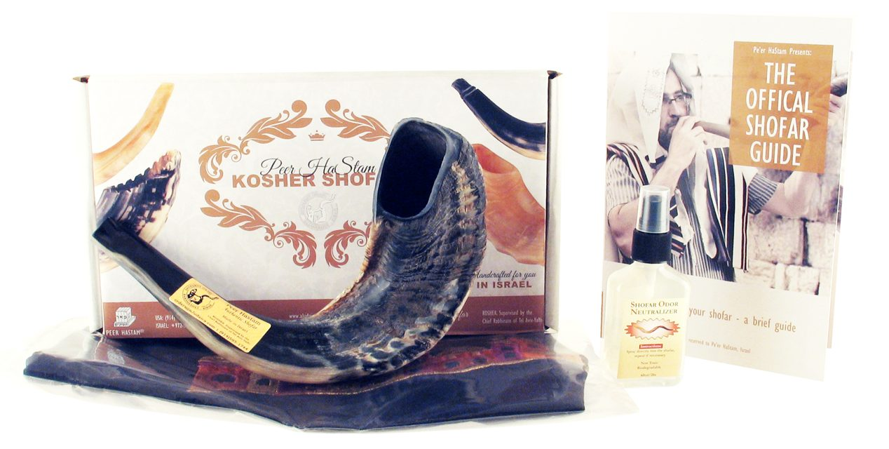 Why Our Shofar Gift Set is the Perfect Gift