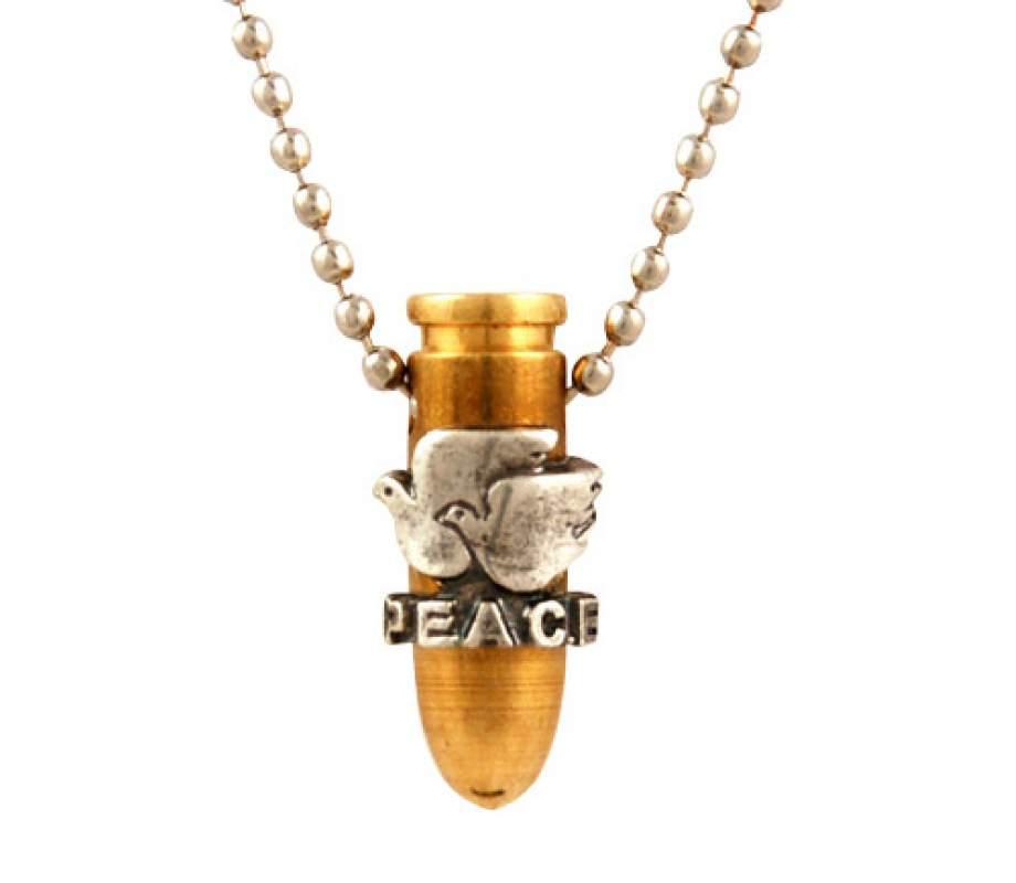 bullet pendants
