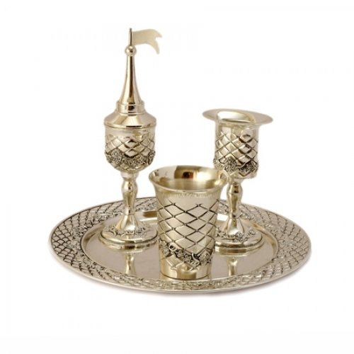 4-Piece Havdalah Set
